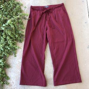 Modcloth The Savannah Wide Leg Pants, Plus Size